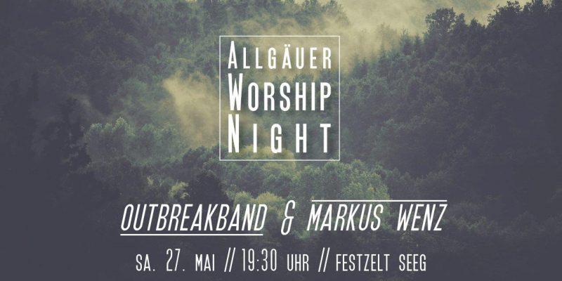 Allgäuer Worship Night